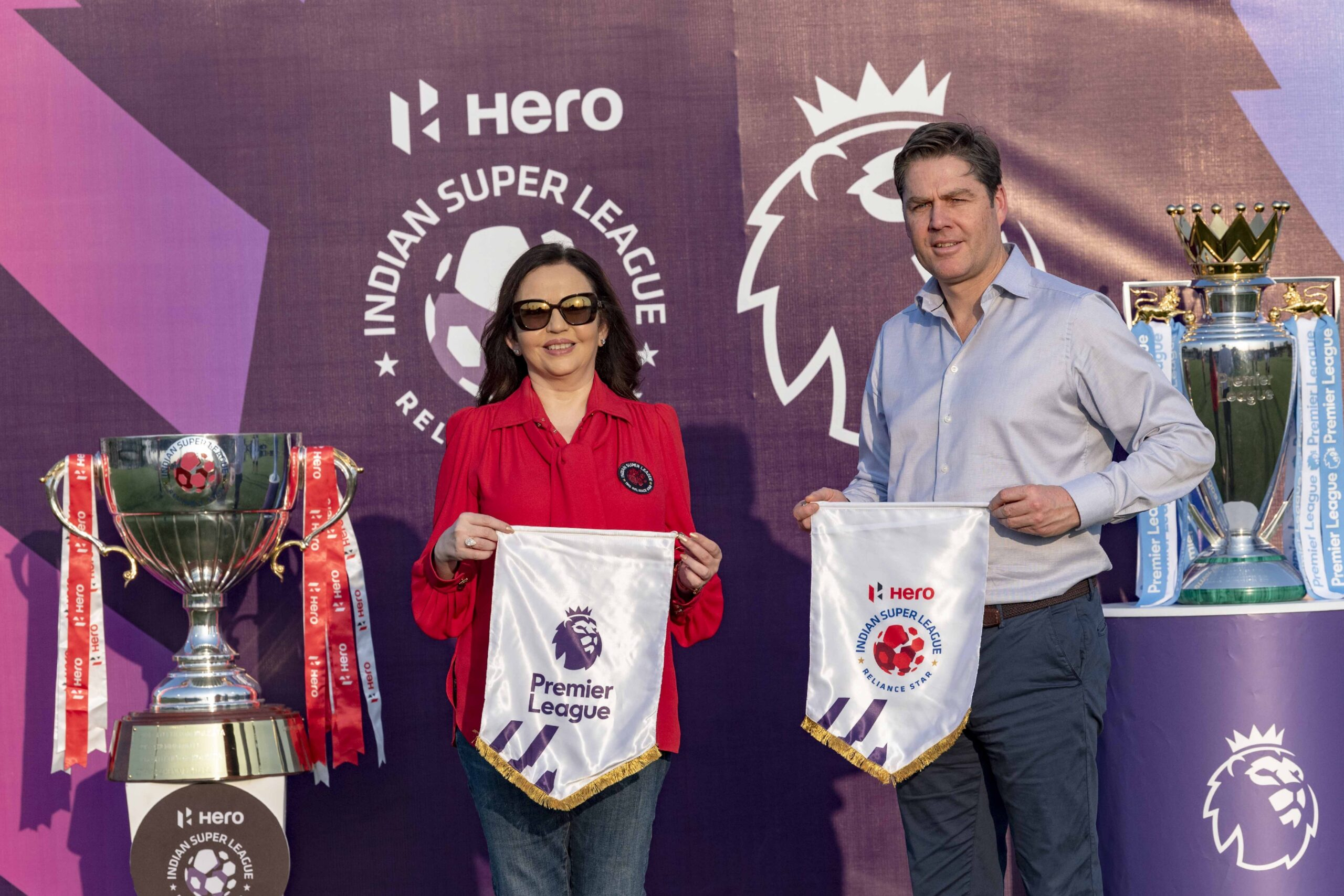 Premier League and Hero ISL demonstrate commitment to development of football in India- 28022020