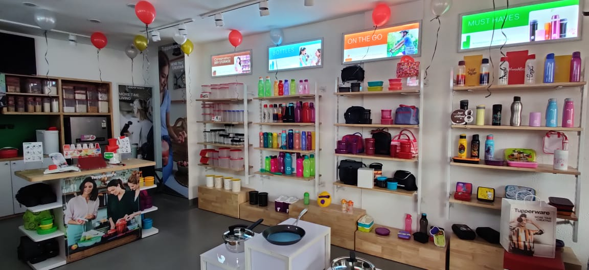 Tupperware plans to launch 100 more outlets in 2020; unveils its first exclusive store in Cuttack- 27022020